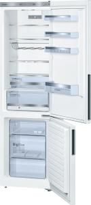 Bosch KGE 39 DW 40A+++Weiß339 LiterLED Beleuchtung