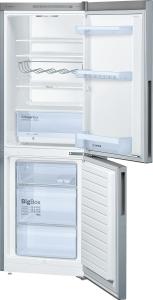 Bosch KGV 33 VI 31A++Edelstahl 288 LiterAnti-Fingerprint