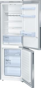 Bosch KGV 36 VI 32A++Edelstahl Anti-Fingerprint309 Liter