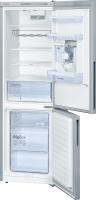 Bosch KGW 36 XL 30S Edelstahl-OptikA++ TrinkwasserspenderLED Beleuchtung