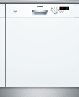 Siemens SN 55 D 202 EU speedMatic Integrierbar - weiß