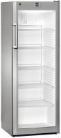 Liebherr FKvsl 3613-21Gewerbe Glastürkühlschrank Premium Neu!! Höhe 170 cm Glastür Signalgrau LED