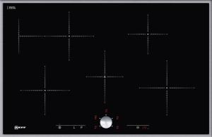 Neff TT 4384 N ( T43 T84 N2) Autark TwistPad Induktion