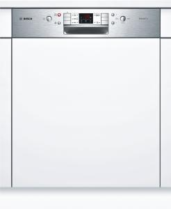Bosch SMI 53 L 15 EU A++ IntegrierbarEdelstahlbedienb lende 5 Programme