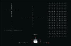 Neff TT 5586 X ( T 55 T86 X2) Induktion / 1x Flex Autark TwistPad