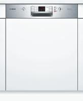 Bosch SMI 50 L 15 EU A+ SilencePlus ActiveWater Integrierbar - Edelstahl