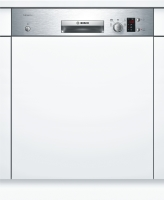 Bosch SMI 50 D 45 EU A+ ¯SilencePlus®ActiveWater Integrierbar - Edelstahl