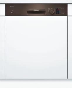 Bosch SMI 50 D 44 EU A+ ¯SilencePlus®ActiveWater Integrierbar - braun