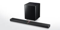 Samsung HW-F 750Soundbar schwarz Ausstellungsgerät