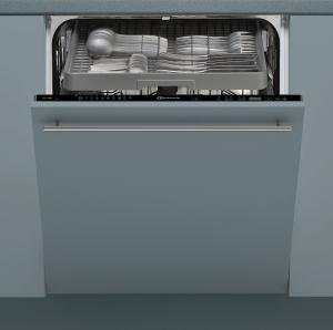 Bauknecht GSX Platinum5A+++ vollintegrierbar Besteck Schublade