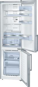 Bosch KGN 39 EI 40 A+++Edelstahl NoFrost Exclusiv .inklusive 2-Mann-Service .bis in die Wohnung
