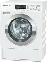 Miele WKG 130 WPSA+++ 8 kg TwinDos&CapDosing 1600 Touren Lotusweiß - Jetzt 1 Jahr kostenlos waschen! -