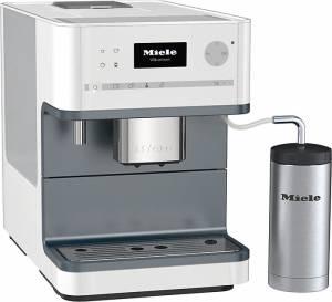 Miele CM 6310 lotosweiß Stand-Kaffeevollautomat