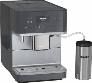 Miele CM 6310 graphitgrau Stand-Kaffeevollautomat