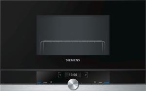 Siemens BE 634 LGS1Einbaumikrowelle TFT-Display900 WGrill