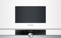 Siemens BF 634 LGW1Einbaumikrowelle TFT-Display900 Wweiß