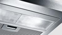 Bosch DHE 655 M Zwischenbauhaube grau-metallic