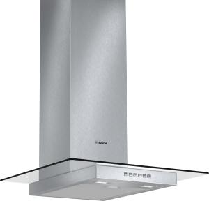 Bosch DWA 067 A 50 Wandesse, 60 cm Edelstahl mit Glasschirm