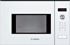 Bosch HMT 75 M 624 Einbau-Mikrowelle weiß