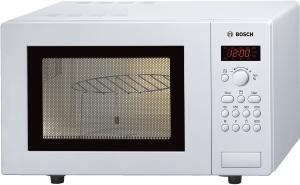 Bosch HMT 75 G 421 Mikrowellengerät mit Grill polar weiß