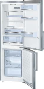 Bosch KGE 36 EI 43A+++ Edelstahl Anti Fingerprint Exclusiv .inklusive 2-Mann-Service .bis in die Wohnung