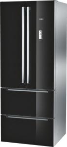 Bosch KMF 40 SB 20 Multidoor A+ Freestanding Türen schwarz French Door
