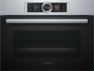 Bosch CSG 636 BS 1Kompaktdampfback ofen, Edelstahl