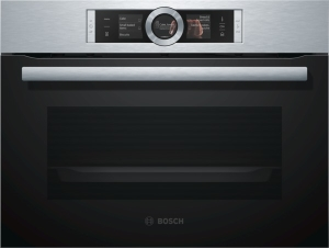 Bosch CSG 636 BS 1 Kompaktdampfbackofen Edelstahl