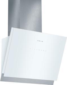 Bosch DWK 068 G 21 Wandesse, 60 cm, weiß mit Glasschirm