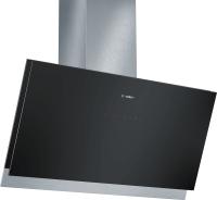 Bosch DWK 098 G 61Wandesse, 90 cm, schwarz mit Glasschirm