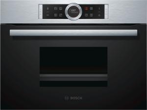 Bosch CDG 634 BS 1 Kompakt-Einbaubac kofen, Edelstahl