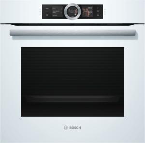 Bosch HSG 636 BW 1 Dampfbackofen weiß