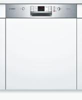 Bosch SMI 50M 85 EU A+ Geschirrspüler 60cm, integriert, Edelstahl