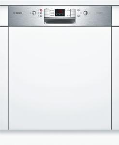 Bosch SMI 53 L 65 EUA++ Geschirrspüler 60 cm, Integrierbar - Edelstahl