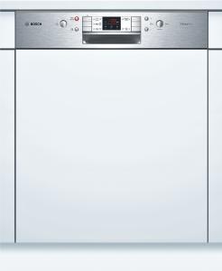 Bosch SMI 59 M 35 EU A++ Geschirrspüler 60 cm, Integrierbar - Edelstahl