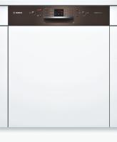 Bosch SMI 63 N 24 EU A++ Geschirrspüler 60 cm, Integrierbar - braun