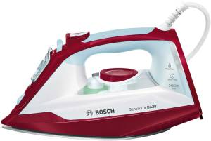 Bosch TDA 3024010 Dampfbügeleisen Sensixx'x DA30 rot