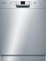 Bosch SMU 59 M 35 EU A++ Geschirrspüler 60 cm, Unterbaugerät - Edelstahl