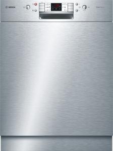 Bosch SMU 68 N 25 EU A++ Geschirrspüler 60 cm, Unterbaugerät - Edelstahl