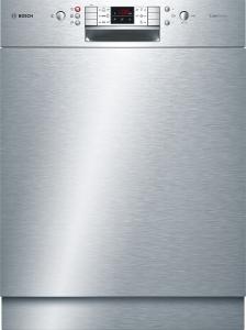 Bosch SMU 68 N 65 EU A+++ Geschirrspüler 60 cm, Unterbaugerät - Edelstahl