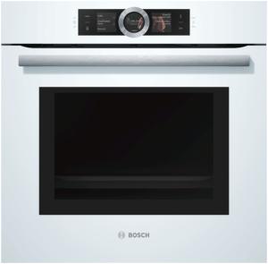 Bosch HMG 6764 W 1Backofen mit Mikrowelle weiß