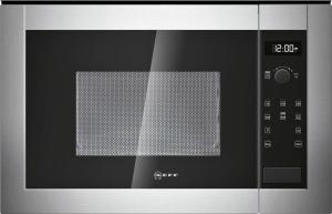 Neff HWE 1160 N Einbau-Mikrowelle (rahmenlos) 20 l (H11WE60N0)