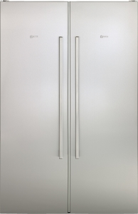 Neff FC1 (KA8998I30) Side-by-Side A++ Kühl-Gefrierkombination 120 cm NoFrost