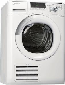 Bauknecht TK UNIQ 85 A++ BW 8 kg roßes Display, Thermotür, Edelstahl
