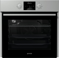 Gorenje BO 637 E13X A, Heißl., Touch Control, 67 lt., Gentle Close, Edelst., Anti-Finger-Print-Beschichtung