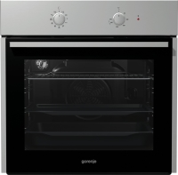 Gorenje BO 617 E11X A, Heißl., Vers. Knebel, 67 lt., Gentle Close, Edelst., Anti-Finger-Print-Bes chichtung