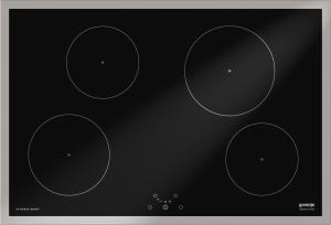 Gorenje IT 734 X 75cm, Touch Control, 4 Kochz., Edelstahlrahmen, Induktion