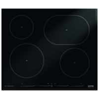 Gorenje IS 675 USC 60cm, Slider Touch, 4 Kochz., Facette vorne + seitlich, Induktion