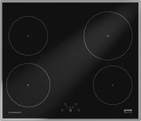 Gorenje IT 614 X 60cm, Touch Control, 4 Kochz., Edelstahlrahmen, Induktion