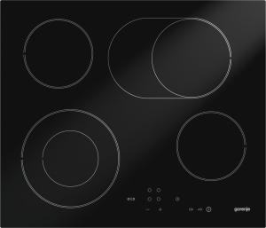 Gorenje ECT 620 SC60cm, Touch Control, 2-Kreis, Bräter, rahmenlos